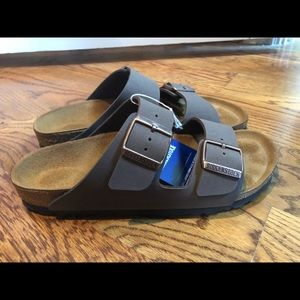 Birkenstock Arizona mocca 8 narrow